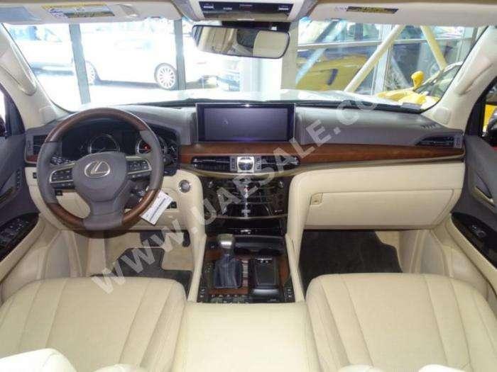 Арабы превратили Lexus LX в кабриолет (7 фото)