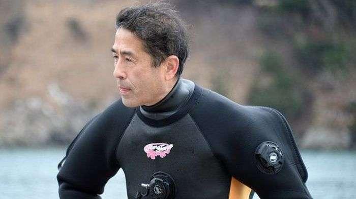 Японец не теряющий надежды (7 фото)