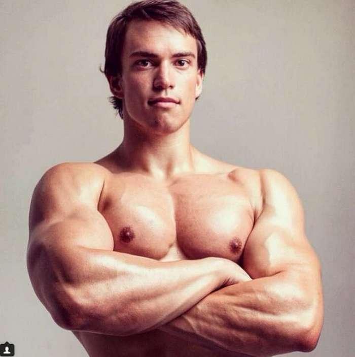 Русский клон железного Арни