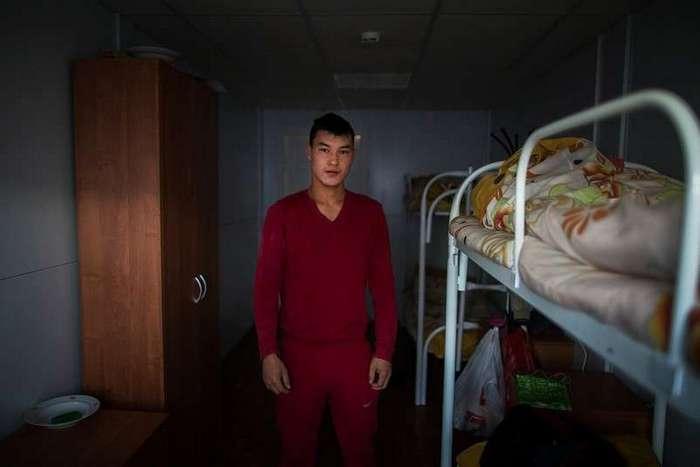 Нелегкая жизнь трудовых мигрантов в России