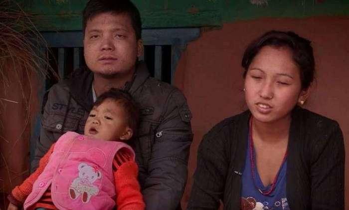 В Непале растет маленький