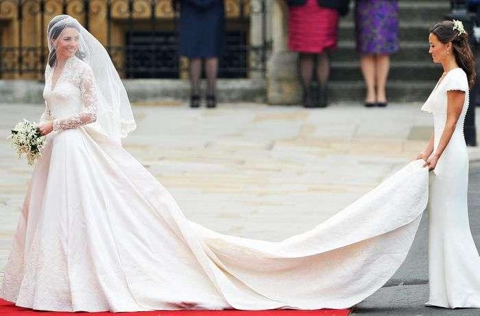 Самые дорогие платья в истории современной свадебной моды
