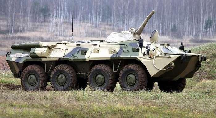«Чебурашка» и гриф «секретно»: чем удивил новый российский БТР