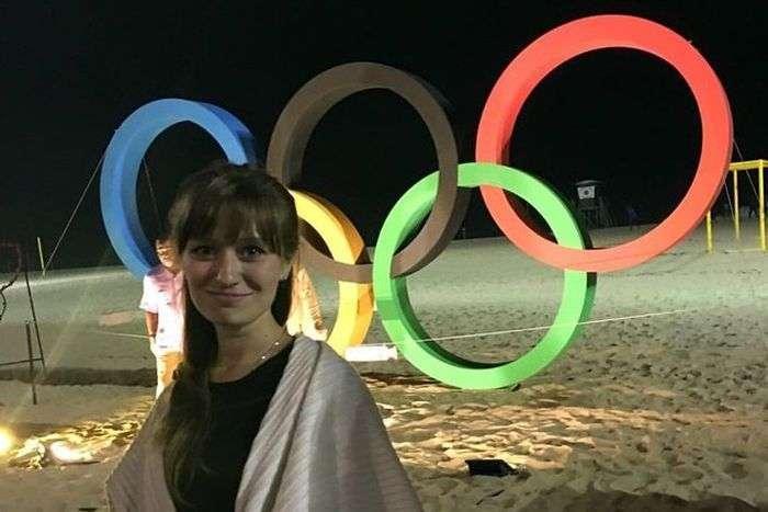 Девушка-волонтер о своей деятельности на Олимпиаде в Рио (4 фото)