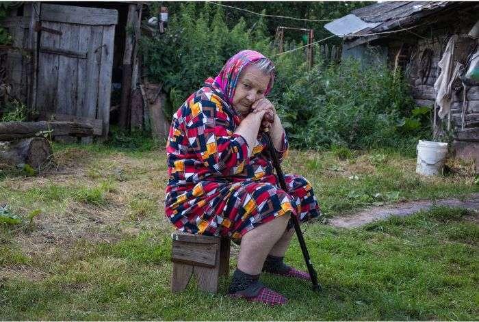 Как живется в деревнях под названием Хреново