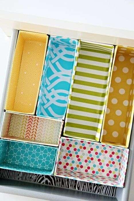 Что можно сделать из обувных коробок: много крутых идей для дома