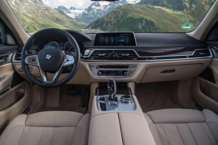 BMW 740e iPerformance: роскошь может быть экономичной