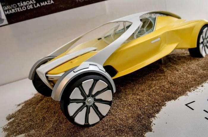 6 концепт-каров будущего - победители премии Pilkington Design Awards