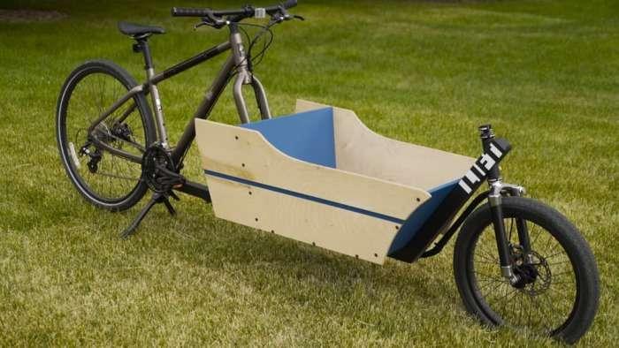 Набор, который преобразит велосипед всего за 60 секунд