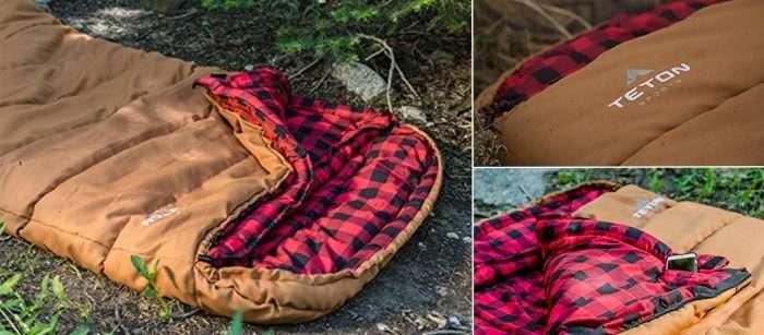 Универсальный спальный мешок, который никогда не подведет