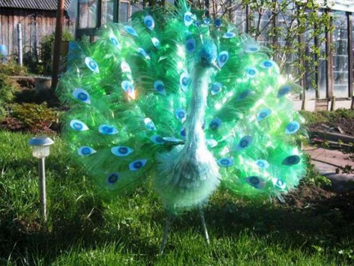 Грамотная утилизация: 17 красивых и полезных идей вторичного использования пластиковых бутылок