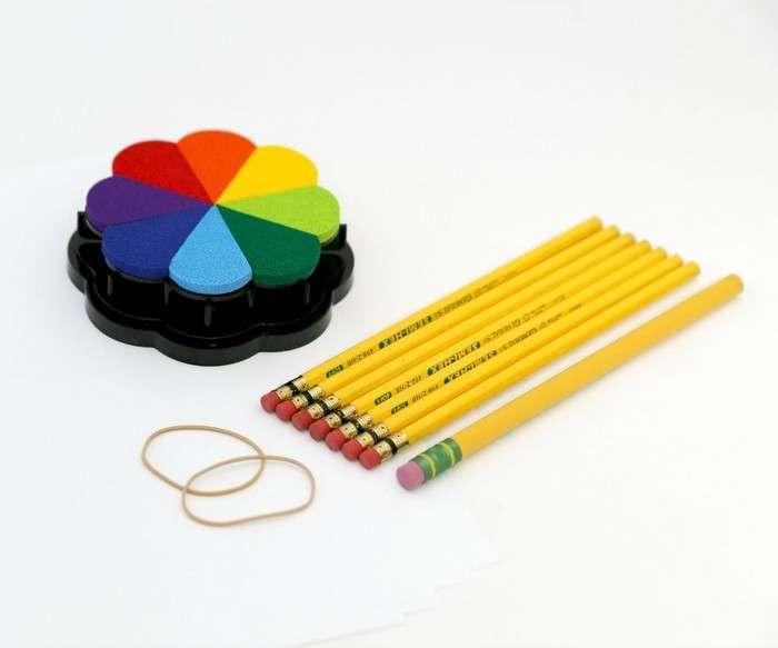 Привет из школы: 11 «взрослых» способов использовать карандаш не по назначению