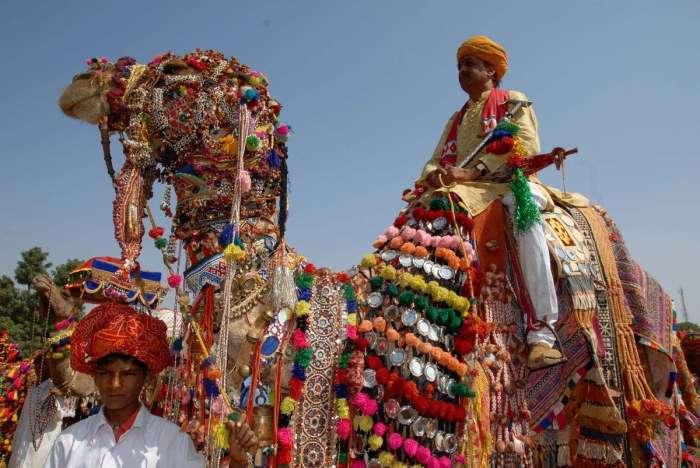 10 невероятных фестивалей, на которых можно побывать, посетив Индию