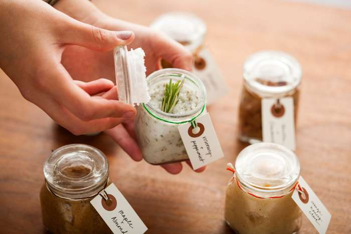 5 простых рецептов домашних скрабов
