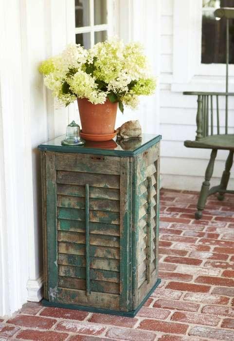 Сокровища Плюшкина: 17 фантастических примеров превращения ненужного хлама в полезные вещички для дома и сада