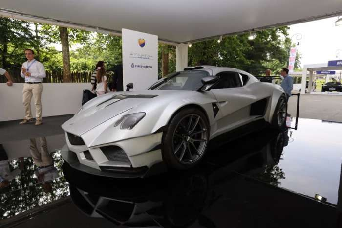Сила и стиль: Mazzanti выпустил самый мощный суперкар в мире