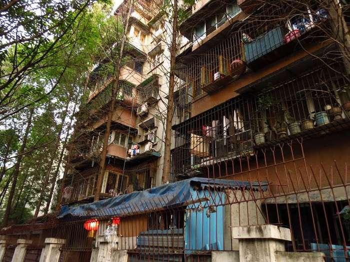 Как устроен китайский мегаполис