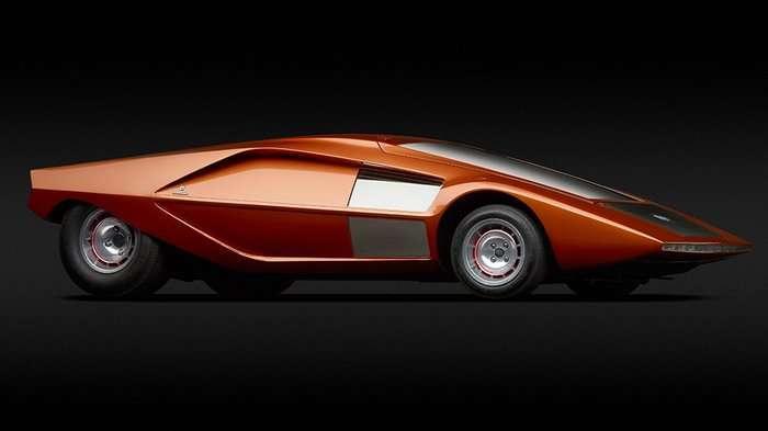Автомобильный ретро футуризм: 7 концептуальных автомобилей весьма странного дизайна