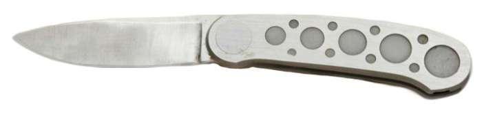 Так вы еще не резали: необычная «восьмёрка» перочинных ножей