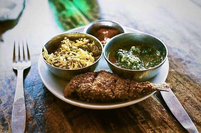 Индийская кухня на Гоа