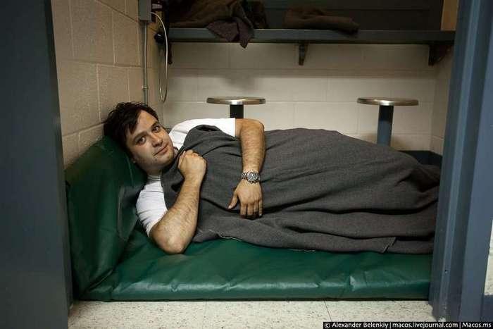 Как я попал в американскую тюрьму