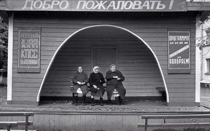 Интересные и редкие исторические фотографии