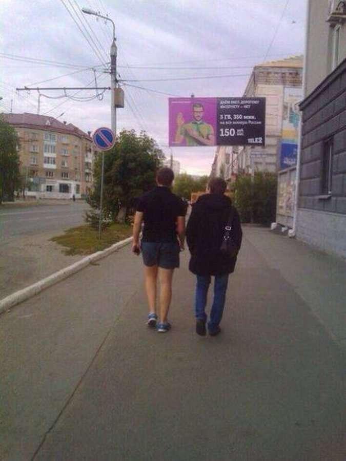 Такое возможно только в России: фото, говорящие сами за себя