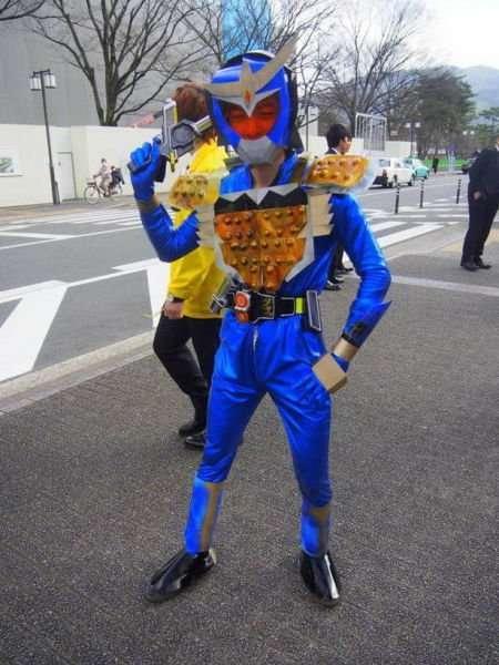 Как веселятся студенты в Японии (23 фото)