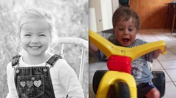 Маленькая девочка стала донором для пятерых человек