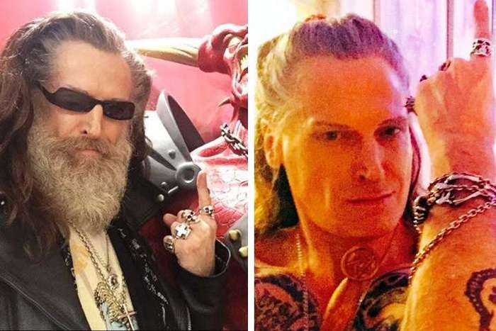 Никита Джигурда сбрил бороду и помолодел на 20 лет