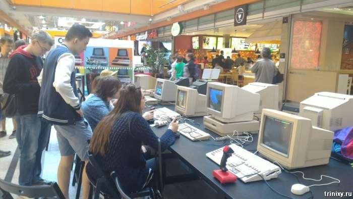 Компьютерные игры 1980х годов: как это было (17 фото)
