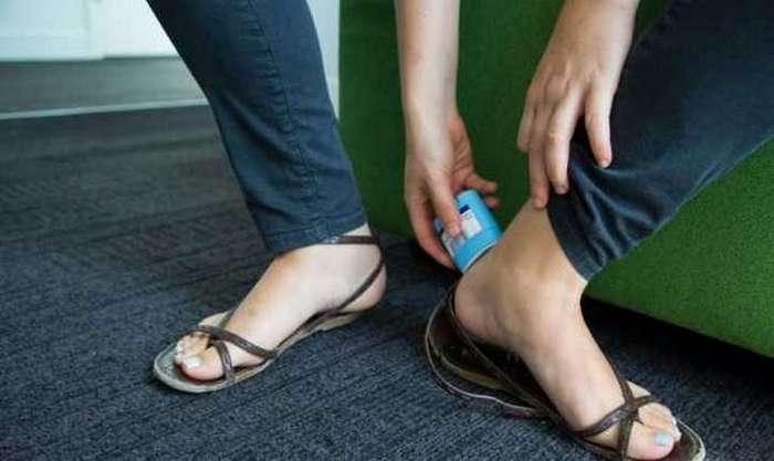 Нестандартные способы применения дезодоранта