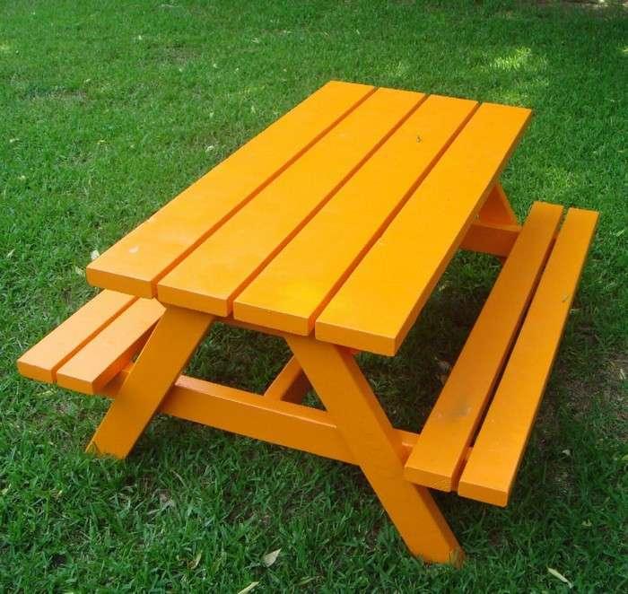 Уроки труда: 19 идей простой мебели из пиломатериалов