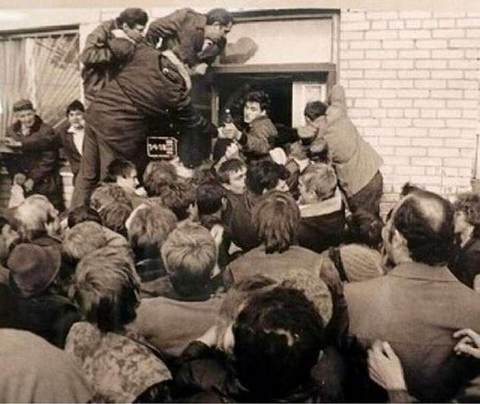 Редкие исторические фото, сделанные в разных уголках мира