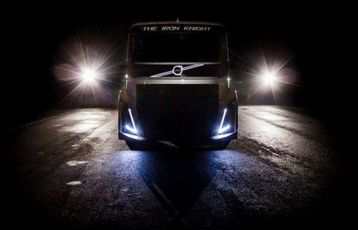 Грузовик Volvo мощностью 2400 «лошадок» готов установить мировой рекорд