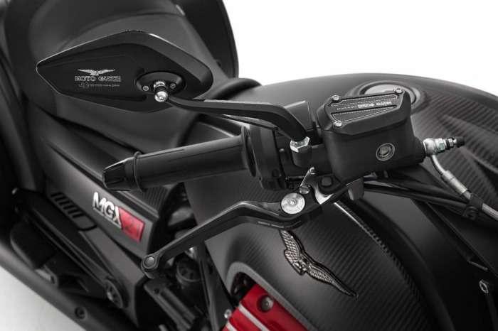 Углеродный крузер MGX-21 от Moto Guzzi: стиль и роскошь в каждой детали