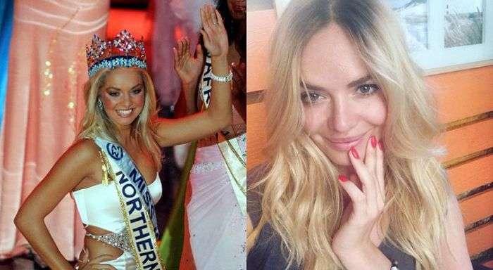 Победительницы конкурса «Мисс мира» на сцене и в реальной жизни (10 фото)