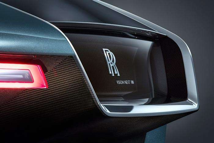 Как будет выглядеть легендарный Rolls-Royce в будущем? (5 фото)