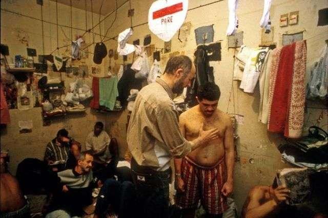 Бразильские тюрьмы (21 фото)