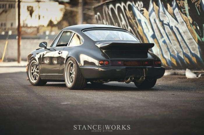 Следующий шаг - Porsche 964 Магнуса Уокера (20 фото)