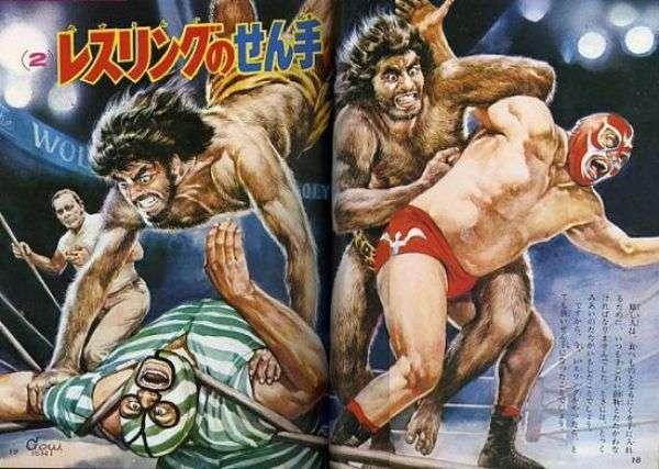 Иллюстрации в детской японской книжке (36 фото)