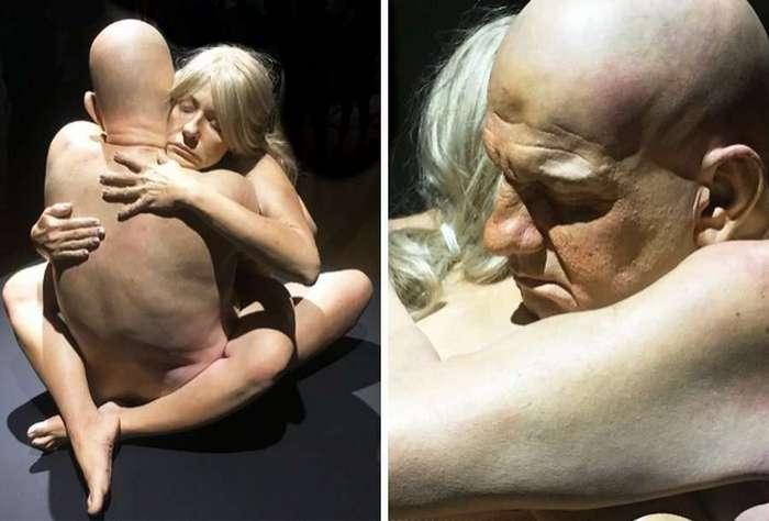Невероятные гиперреалистичные скульптуры