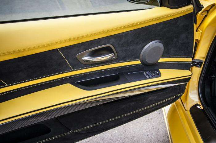 BMW объект 335 (36 фото)
