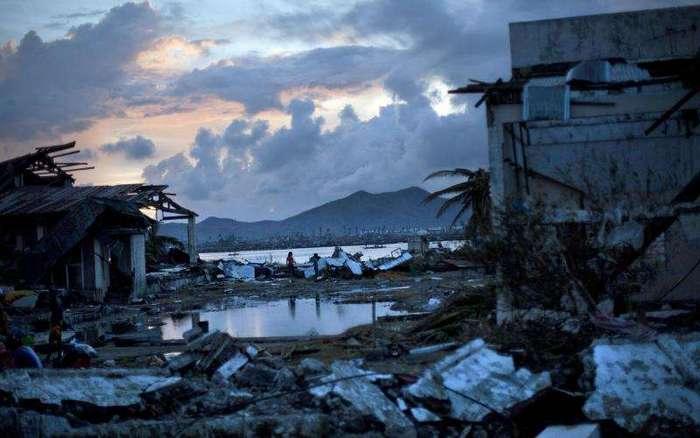Самые разрушительные тайфуны в истории