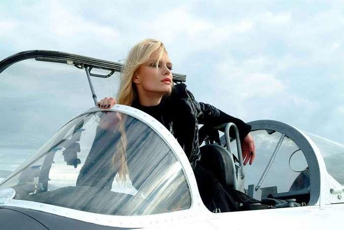 Пилоты в юбках, или Женский взгляд с высоты