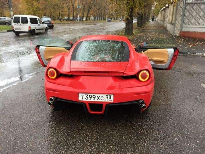 История жизни одной Ferrari 360 (19 фото)