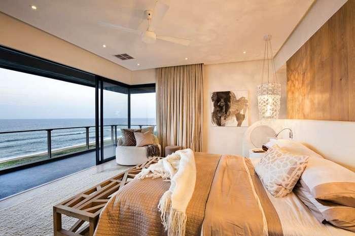 Особняк с видом на океан в ЮАР
