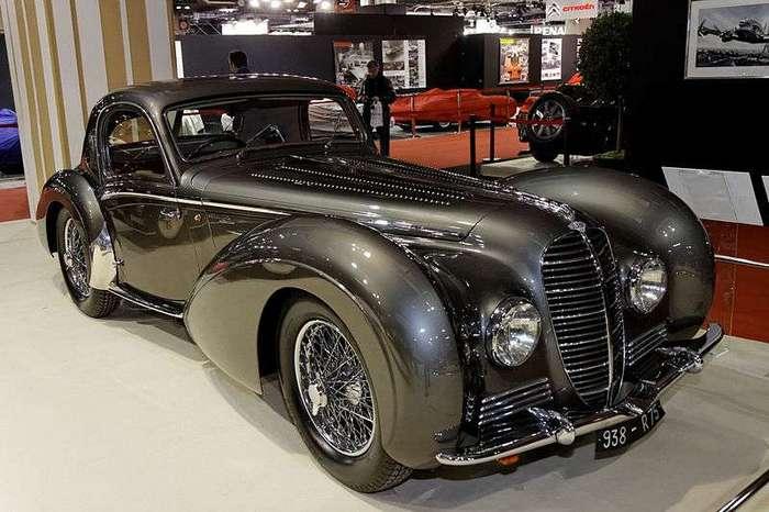 Американец построил алюминиевый спидстер, в который установил 10-литровый двигатель