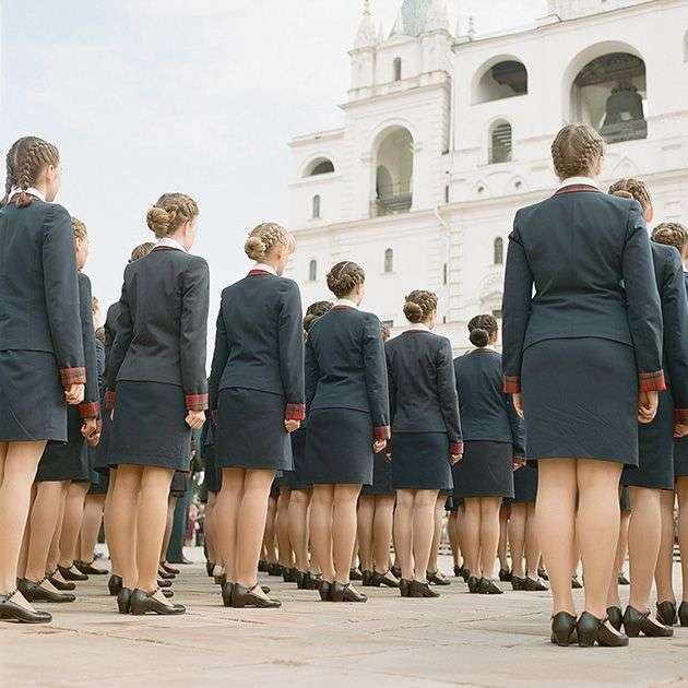 Как живут учащиеся Пансиона воспитанниц Министерства обороны