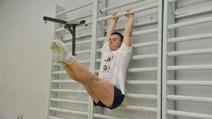 Воронежский гимнаст с синдромом Дауна завоевал 5 медалей на Всемирных играх для людей с синдромом Дауна